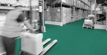 zdjęcie  LAINER  - NEW POLISH PRODUCER OF STATE-OF-THE-ART FLOORING SYTEMS